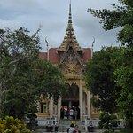 Weiteres Tempelgebäude