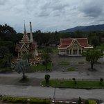 Übersicht des Tempelkomplexes (1)