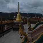 Begehbares Dach von Wat Chalong