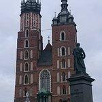 St. Mary's Basilica in Krakow