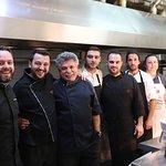 Ένα εξαιρετικό διήμερο με τον κορυφαίο chef Λευτέρη Λαζάρου!Τιμή μας που μαγείρεψε για το Bistrot ΑΡΝΗ!