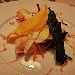 Monferrato d'Autunno . . . sapori e colori (mix di verdure di stagione crude e cotte)