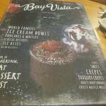 Φωτογραφία: Bay Vista Dessert Bar & Cafe