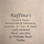 Foto de Pizza Pasta Ruffino