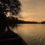 Munroe Island Backwaters Canoe Tours