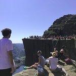 Photo de Pulpit Rock Experience
