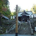 方広寺の僧坊奥之院。彫刻が見事です。