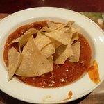 Excellent chili avec nachos