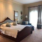 酒店客房比較舒適。