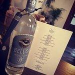 Perfect combination - Beluga Vodka & Beluga Food -