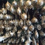 Our silver baubles