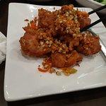 The good taste of Chinesee menu