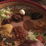 ภาพถ่ายของ Mesob Restaurant and Bar