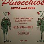 ภาพถ่ายของ Pinocchio's Pizza & Subs