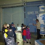 Макет вазы высотой 4,5 метра