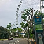 Singapore Flyer is a giant Ferris wheel in Singapore and considered the world's tallest Ferris wheel till March 2014. It is 541 ft tall and the 360' view is worth boarding the flight!