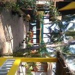 Foto de The Found Things beach huts & restaurant