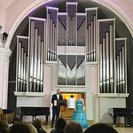 ภาพถ่ายของ Organ Hall of Tomsk Regional State Philharmonic Society
