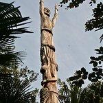 Swiss Totem Pole  ... my words