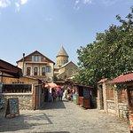 Photo de Svetitskhoveli Cathedral