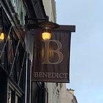 Photo of Benedict