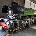 National Railway Museum – fénykép