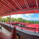 Vue du restaurant.Vue panoramique du restaurant.