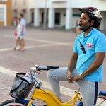 ภาพถ่ายของ Free Biking Tour Cartagena