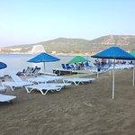 Kleiner Strandbereich