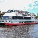 Passeio en Catamarán pelo Delta do Tigre!