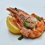 Sea food....