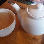 Cute teapot - made 2 small cups of tea