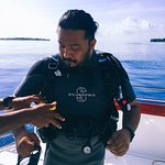 The place that made it happen. The place that gave me the PADI Open Water Diver certification! #Aquaholics