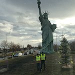 Statue of Liberty Foto