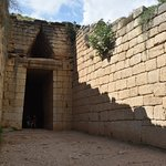 Citadel and Treasury of Atreusの写真