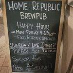 Billede af Home Republic Brewing Co.