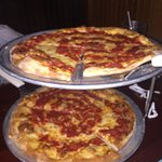 The last 2 regular pizzas :(