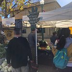 Downtown Campbell Farmers' Market Photo
