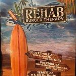 Foto de Rehab Burger Therapy