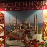 Photo de Deluxe Golden Horn Terrace Restaurant
