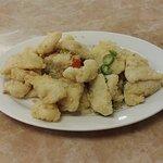 Deep Fried Sole Fillet with Pepper Salt