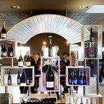 L'espace bar à vins