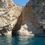 Foto van Paleokastritsa Beach