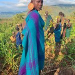 The beautiful people of the Surma Tribe
