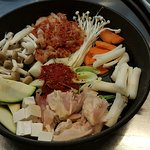 Korean Army Pot
