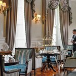 Afternoon Tea & Residents Lounge