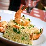 Krevetové risotto z menu restaurace Luka Lu