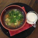 Its a ... soup