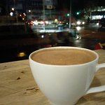Serve been told it's a perfect #HotChocolate! With 100% cacao.  Perfect fit for the winter.