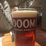 Doombar, poured 'pint'?